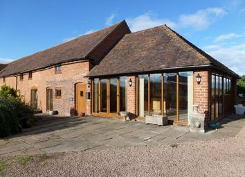 Thumbnail 3 bed barn conversion to rent in Broadwas-On-Teme, Martley, Worcester