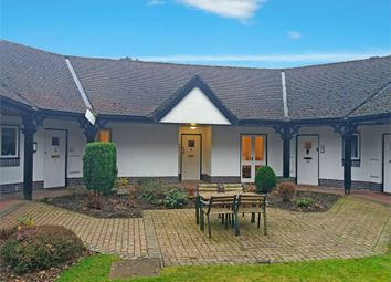 Thumbnail 1 bed terraced bungalow for sale in Collar House Drive, Prestbury, Macclesfield, Cheshire
