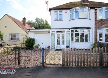 Thumbnail 3 bed semi-detached house for sale in Amy Street, Leicester
