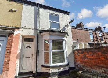 Thumbnail 2 bed terraced house to rent in Northfield Villas, Rosmead Street, Hull