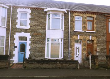 Thumbnail 3 bed terraced house for sale in Hillview Terrace, Port Talbot, West Glamorgan