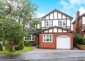 Thumbnail 5 bed detached house for sale in Home Farm Avenue, Macclesfield, Cheshire