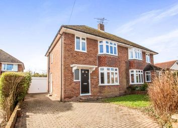 Thumbnail 3 bed semi-detached house for sale in Lesley Avenue, Canterbury, Kent, England