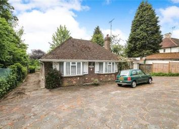 Thumbnail 3 bedroom detached bungalow for sale in Epsom Lane North, Tadworth