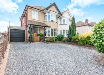 Thumbnail 3 bed semi-detached house for sale in Upper Brownhill Road, Southampton