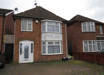 Thumbnail 3 bed detached house for sale in Beech Drive, Braunstone, Leicester