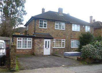 Thumbnail 5 bed property to rent in The Greenway, Uxbridge, Middlesex