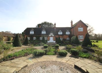 Thumbnail 5 bedroom detached house for sale in Pottersheath Road, Welwyn, Hertfordshire
