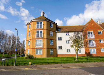 Thumbnail 1 bed flat for sale in West Road, Clacton-On-Sea