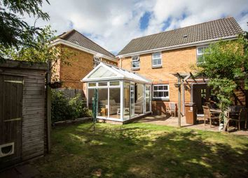 Thumbnail 4 bed detached house to rent in Heather Gardens, Farnborough, Hampshire