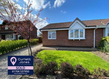 Thumbnail 2 bed semi-detached bungalow for sale in Heanor Drive, Southport, Merseyside.