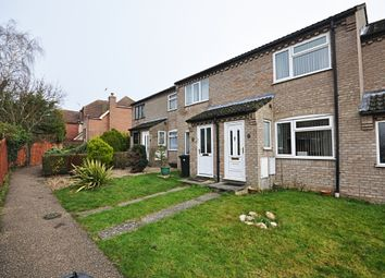 Thumbnail 2 bed terraced house for sale in Gainsborough Avenue, Diss