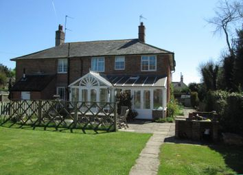Thumbnail 4 bed semi-detached house to rent in Baydon Road, Shefford Woodlands, Hungerford