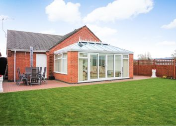 Thumbnail 2 bed detached bungalow for sale in Lid Lane, Stoke-On-Trent
