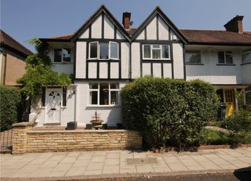 Manor Gardens, London W3. 3 bed end terrace house