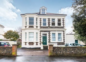 Thumbnail 2 bed flat for sale in Shelley Road, Worthing