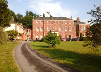 Thumbnail 1 bed flat for sale in Haccombe, Newton Abbot, Devon