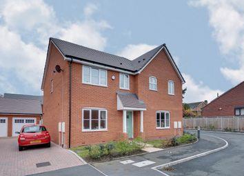 Thumbnail Semi-detached house for sale in Mercer Close, Bromsgrove