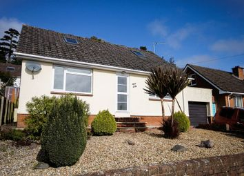 Thumbnail 3 bed detached bungalow to rent in Blagdon Rise, Crediton