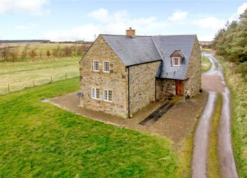 Thumbnail 4 bed detached house for sale in Ingoe, Newcastle Upon Tyne
