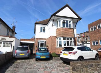 Thumbnail 4 bed detached house for sale in Thames Drive, Leigh-On-Sea