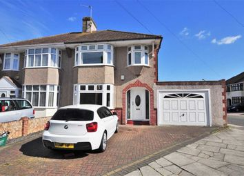 Thumbnail 3 bed semi-detached house to rent in Barrington Road, Bexleyheath, Kent