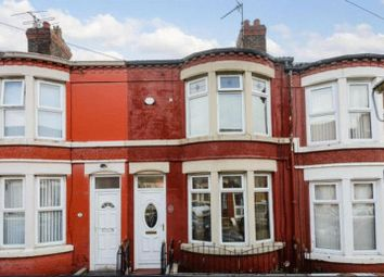 Thumbnail 3 bed terraced house for sale in Westdale Road, Wavertree, Liverpool
