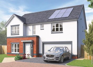 """Thumbnail 5 bed detached house for sale in """"The Cotham"""" at Crosshill Road, Bishopton"""