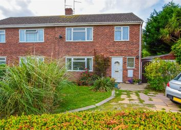 Thumbnail 3 bed semi-detached house for sale in Garden Farm, West Mersea, Colchester, Essex