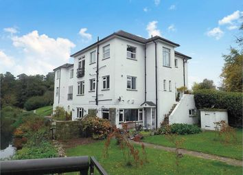 Thumbnail 2 bed flat for sale in Salisbury Road, Winkton, Christchurch, Dorset