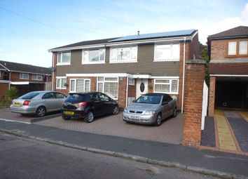 Thumbnail 4 bedroom semi-detached house for sale in Marne Road, Southampton