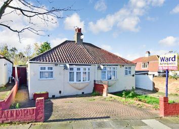 Thumbnail 2 bed semi-detached bungalow for sale in Myra Street, London
