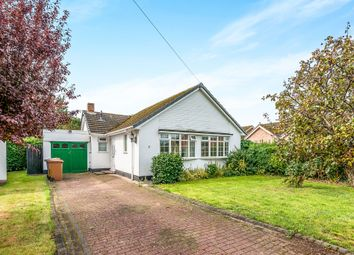Thumbnail 2 bed detached bungalow for sale in Redlock Field, Lichfield