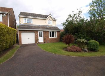 Thumbnail 3 bed property for sale in Fonteyn Place, Cramlington