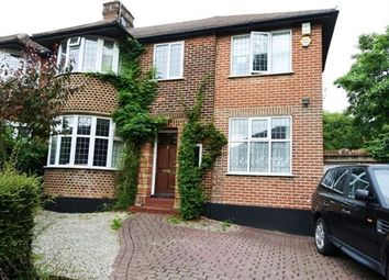 Thumbnail 4 bed semi-detached house to rent in Fursby Avenue, London
