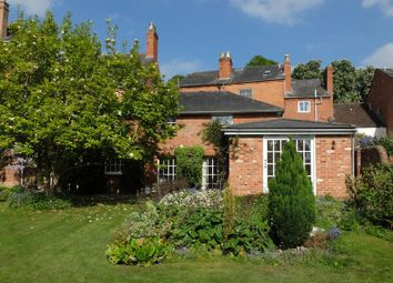 Thumbnail 3 bed semi-detached house for sale in Hollybush House, 23 The Southend, Ledbury, Herefordshire