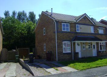 Thumbnail 3 bedroom semi-detached house for sale in Ellesmere Road, Bolton