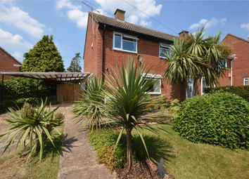 Thumbnail 3 bed semi-detached house for sale in Berry Close, Exmouth, Devon