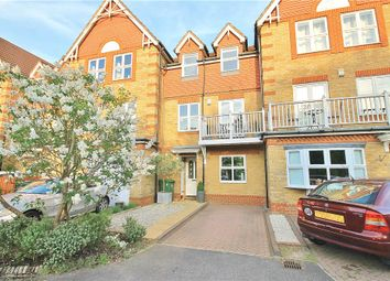 Thumbnail 4 bed town house for sale in Chiltern Close, Staines-Upon-Thames, Surrey