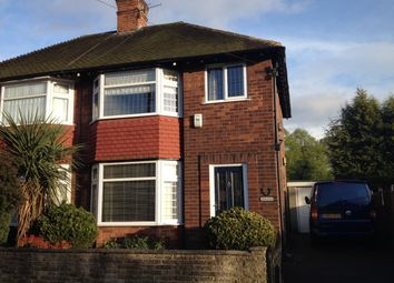 Thumbnail 3 bed semi-detached house for sale in 9 Paton Road, Nottingham, Nottinghamshire