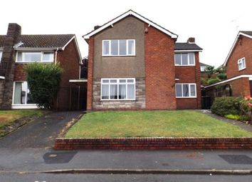 Thumbnail 3 bedroom detached house for sale in Scotts Green Close, Dudley, West Midlands