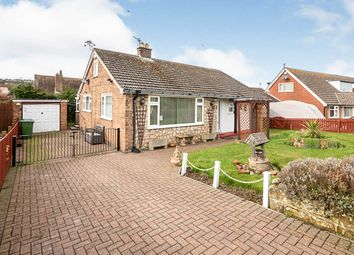 Thumbnail 3 bed bungalow for sale in Raincliffe Crescent, Scarborough, North Yorkshire
