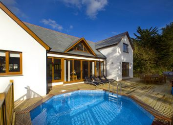 Thumbnail 6 bedroom detached house for sale in Howells Road, Stratton, Bude