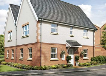 "Thumbnail 3 bed end terrace house for sale in ""The York"" at Eagle Avenue, Cowplain, Waterlooville"