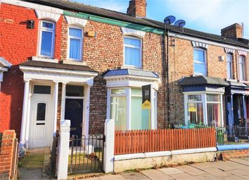 Thumbnail 4 bed terraced house to rent in Oxford Road, Thornaby, Stockton-On-Tees
