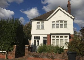 Thumbnail 4 bed detached house for sale in Kingston Avenue, Leatherhead