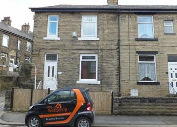 Thumbnail 3 bed terraced house to rent in Shaftsbury Avenue, Shipley, Bradford