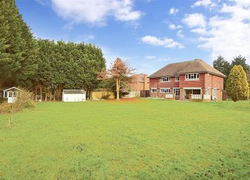 Thumbnail 5 bed detached house for sale in Shrub Hill Road, Chestfield, Whitstable, Kent
