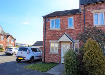Thumbnail 2 bed semi-detached house for sale in Cambourne Place, Mansfield
