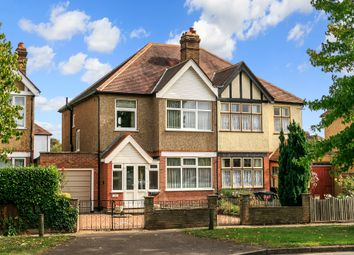 Thumbnail 3 bed semi-detached house for sale in Richmond Road, North Kingston